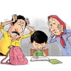 اضطراب امتحان ؛ توصیه هایی به دانش آموزان،اولیاء محترم و معلمان گرامی(۴- نقش و وظیفه اولیاء در روزهای امتحان)
